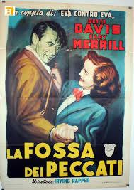 locandina del film LA FOSSA DEI PECCATI
