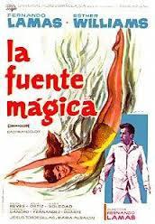 locandina del film LA FUENTE MAGICA