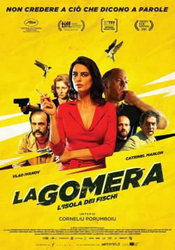 locandina del film LA GOMERA - L'ISOLA DEI FISCHI