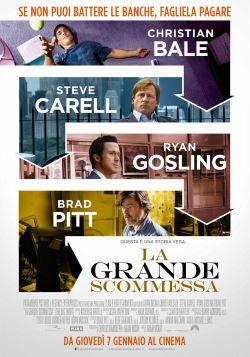 locandina del film LA GRANDE SCOMMESSA