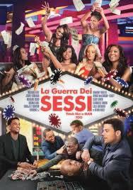 locandina del film LA GUERRA DEI SESSI