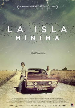 locandina del film LA ISLA MINIMA