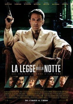 locandina del film LA LEGGE DELLA NOTTE
