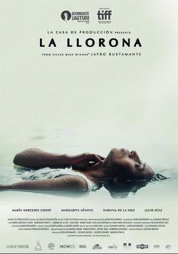 locandina del film LA LLORONA