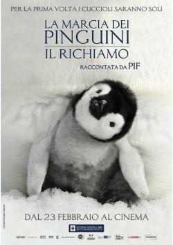 locandina del film LA MARCIA DEI PINGUINI: IL RICHIAMO