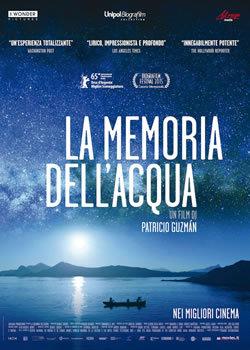 locandina del film LA MEMORIA DELL'ACQUA
