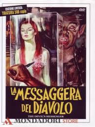 locandina del film LA MESSAGGERA DEL DIAVOLO