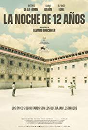 locandina del film LA NOCHE DE 12 ANOS