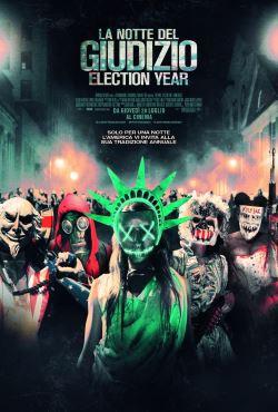 La Notte Del Giudizio – Election Year (2016)
