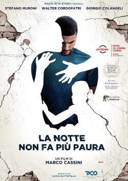 locandina del film LA NOTTE NON FA PIU' PAURA