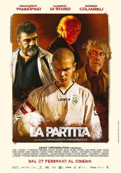 locandina del film LA PARTITA (2020)