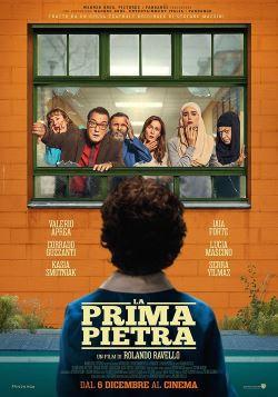 locandina del film LA PRIMA PIETRA