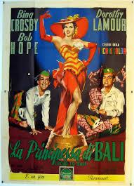 locandina del film LA PRINCIPESSA DI BALI