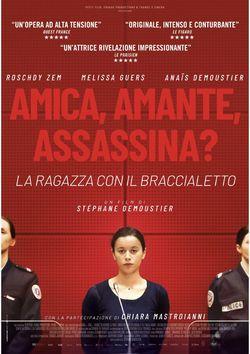 locandina del film LA RAGAZZA CON IL BRACCIALETTO