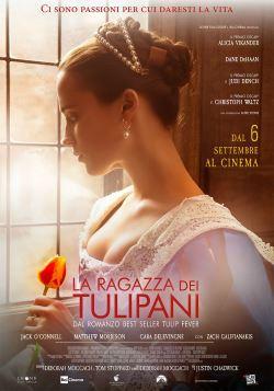 locandina del film LA RAGAZZA DEI TULIPANI
