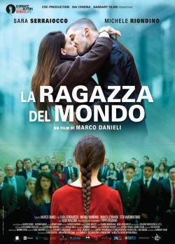 locandina del film LA RAGAZZA DEL MONDO