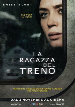 locandina del film LA RAGAZZA DEL TRENO