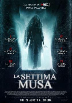 locandina del film LA SETTIMA MUSA