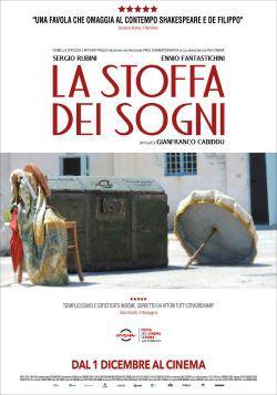 locandina del film LA STOFFA DEI SOGNI