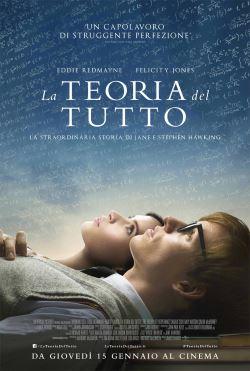 locandina del film LA TEORIA DEL TUTTO
