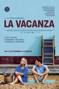 locandina del film LA VACANZA (2020)