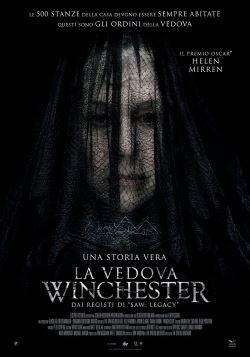 locandina del film LA VEDOVA WINCHESTER