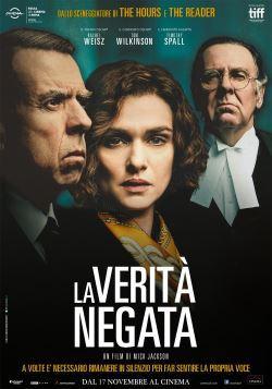 locandina del film LA VERITA' NEGATA