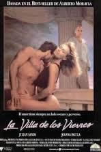locandina del film LA VILLA DEL VENERDI'