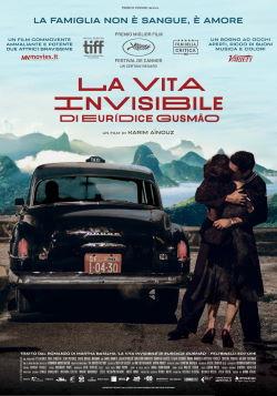 locandina del film LA VITA INVISIBILE DI EURIDICE GUSMAO