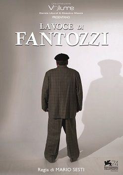locandina del film LA VOCE DI FANTOZZI
