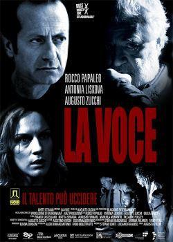 locandina del film LA VOCE