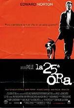 locandina del film LA 25a ORA