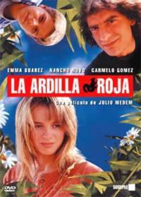 locandina del film LA ARDILLA ROJA