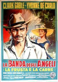 locandina del film LA BANDA DEGLI ANGELI