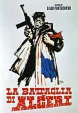 locandina del film LA BATTAGLIA DI ALGERI