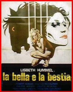 locandina del film LA BELLA E LA BESTIA (1977)