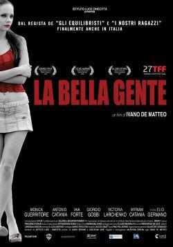locandina del film LA BELLA GENTE