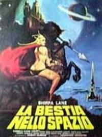 locandina del film LA BESTIA NELLO SPAZIO