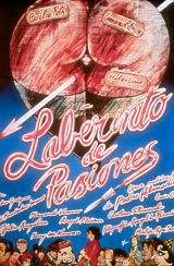 locandina del film LABIRINTO DI PASSIONI