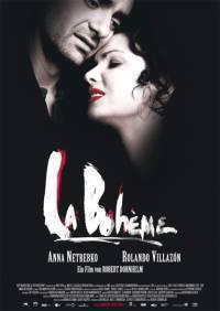 locandina del film LA BOHEME