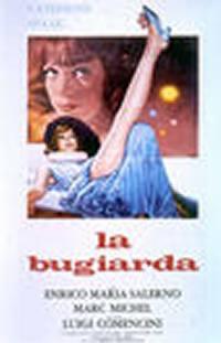 locandina del film LA BUGIARDA