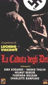 locandina del film LA CADUTA DEGLI DEI