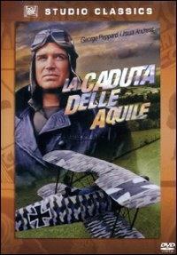 locandina del film LA CADUTA DELLE AQUILE