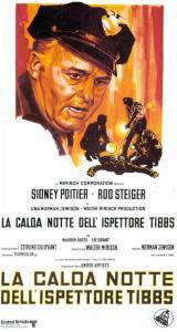 locandina del film LA CALDA NOTTE DELL'ISPETTORE TIBBS
