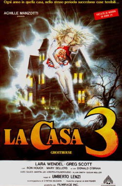 La Casa 3 – GhostHouse (1988)