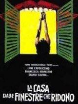 locandina del film LA CASA DALLE FINESTRE CHE RIDONO