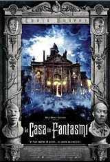 locandina del film LA CASA DEI FANTASMI