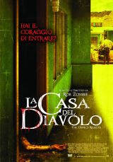 locandina del film LA CASA DEL DIAVOLO