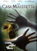 locandina del film LA CASA MALEDETTA
