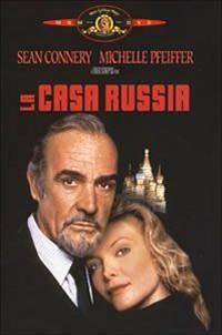 locandina del film LA CASA RUSSIA